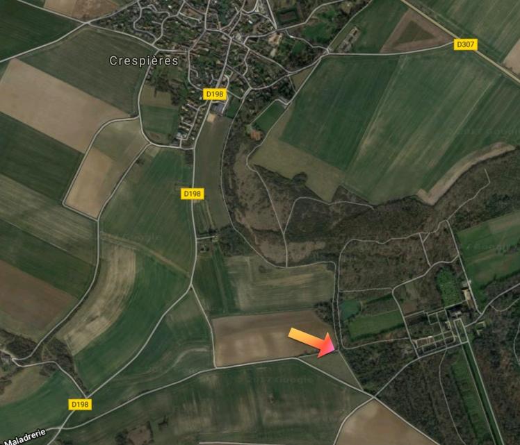 Sentier des Moulins