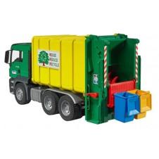 man-tgs-camion-poubelle-avec-chargement-arriere-vert